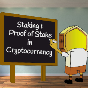 What's the Difference Between Staking & PoS in Cryptocurrency?