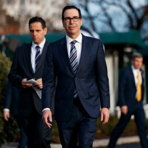 US Stock markets expected to fall as Steve Mnuchin warns of more rise in the unemployment rate.