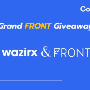Wazirx and Frontier Are Collaborating to Host a Grand Front Giveaway