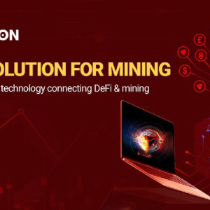 Utron Defi the Advanced Technology Connecting Defi & Mining