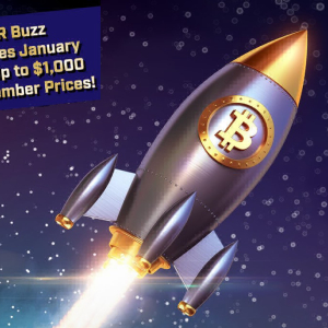 First Bitcoin Marketing Agency BPRB Announces New Year Sale with $200+ Discounts
