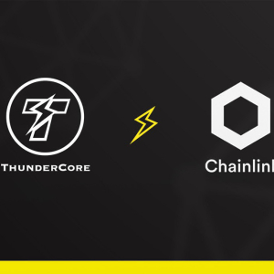 After Google Cloud, ThunderCore Announces Collaboration with Chainlink for Oracle Services