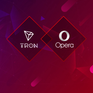 Opera Wallet Launches Support for Tron TRC-Standard Tokens