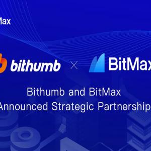 BitMax.io and Bithumb Korea Announce Strategic Partnership