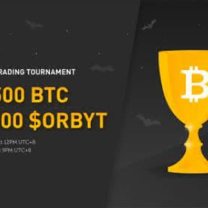 Cryptocurrency Derivatives Exchange BitOrb Launches Testnet Trading Tournament with Rewards in Bitcoin and ORBYT tokens