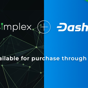 Dash Partners with Fiat Infrastructure Leader Simplex to Offer Its Users a Fiat On-Ramp