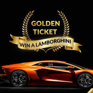 Win a Lamborghini With Leading Bitcoin Faucet FreeBitco.in's Golden Ticket Contest