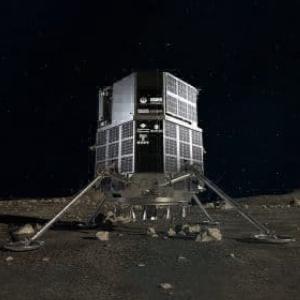 Japanese Lunar Lander Startup ispace Raises $28M in Series B Funding