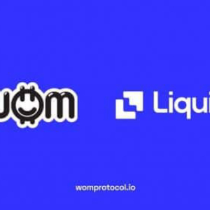 The WOM Token is Now Listed on Liquid Cryptocurrency Exchange