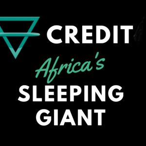 Crypto CREDIT is Africa's Sleeping Giant