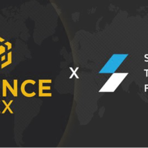 Standard Tokenization Protocol Joins Binance Ecosystem