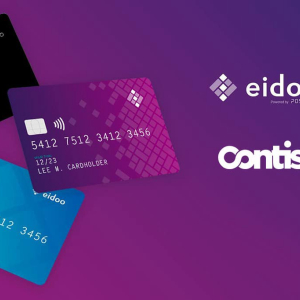 DeFi Platform Eidoo Joins Hands with Contis for Visa Crypto Card