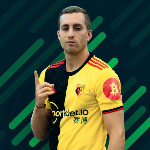 Watford FC and Shirt Sponsor Sportsbet.io Take Bitcoin to the Pitch