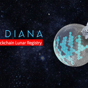 Diana Blockchain Project Wants to Divide and Tokenize the Moon