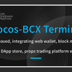 Cocos-BCX: Leap-Ahead Environment for DApps and Digital Assets