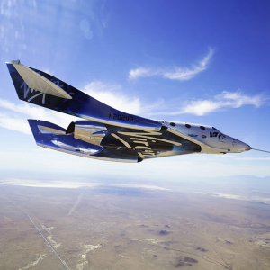 Virgin Galactic (SPCE) Shares Up 2.82% After SpaceX' Successful Dragon Launch