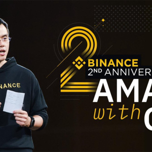 AMA with CZ Binance: Plans for Binance Futures, Smart Contracts and Visa Card