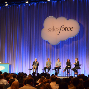 Salesforce Develops New Content Management System