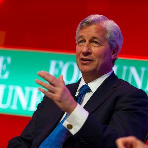 JP Morgan's Jamie Dimon Believes Libra Is Not a Short-Term Concern