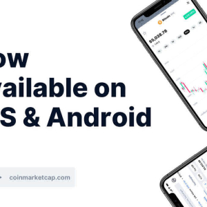 CoinMarketCap Unveils Its Crypto Data App With Interesting New Features