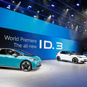 Cheaper Than Tesla, Volkswagen's ID.3 is a High-quality, Competitive EV