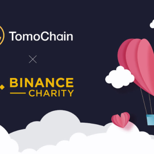 TomoChain Latest to Donate to Binance Charity Foundation