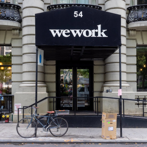 WeWork Set to Layoffabout 2400 Employees