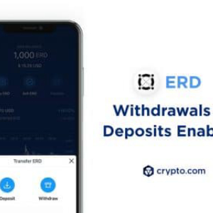 3 Million Crypto.com Users Can Buy and Sell ERD Following Elrond Listing