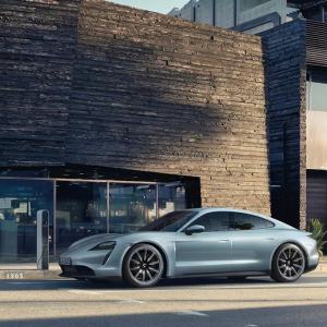 Porsche Presents Cheaper Version of the All-Electric Taycan to Compete Tesla