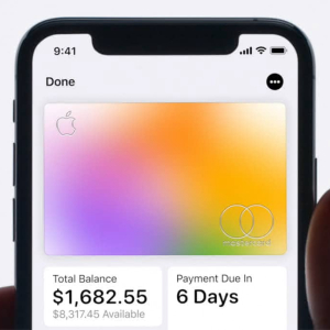 Apple Makes a Half-Hearted Attempt in FinTech, Announces Apple Card
