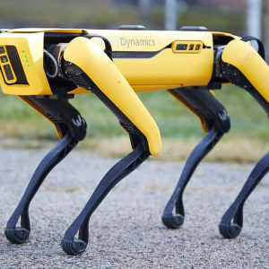 Boston Dynamics' Spot Robot Dog Now Available for Companies and Police Departments