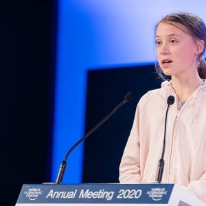 Davos 2020: Greta Thunberg Can Fully Change Global Investment Industry