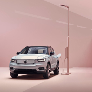 Volvo Cars Introduces its First Electric Car to Compete with Giants