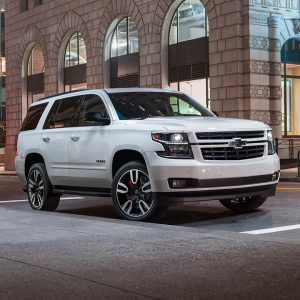 General Motors Introduces New Chevrolet Tahoe and Suburban SUVs, GM Stock Doesn't React