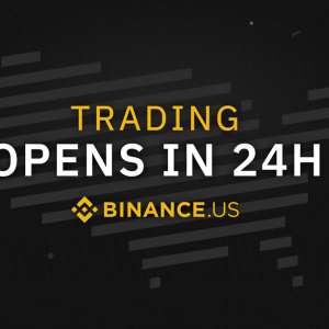 Binance's US Crypto Exchange Will Start Crypto Trading Facility on Tuesday