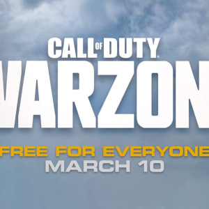 Call of Duty: Warzone Launches Today to Challenge Rivals amid Coronavirus