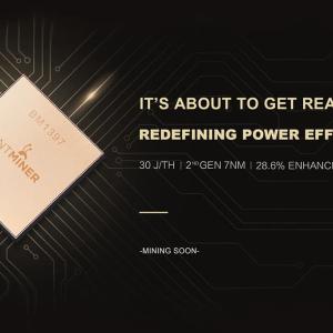 Bitmain Announces Its Next Gen Bitcoin and Bitcoin Cash Mining Chip