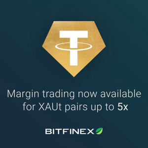 Tether Gold Stablecoin Gets Margin Trading Option with Leverage on Bitfinex