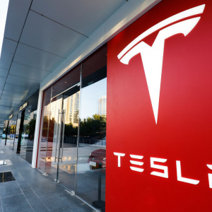 Tesla (TSLA) Stock Is Up, Trading at around $550 after News of Restarting Production in May