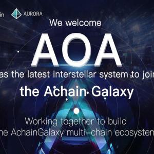 Aurora Chain Joined 'Achain Galaxy'