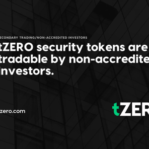 As Promised, Overstock's tZero Available For Trading By Non-Accredited Investors