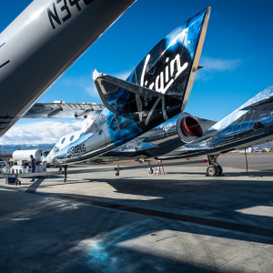 Richard Branson's Space Tourism Company Virgin Galactic to Go Public in Q4 2019