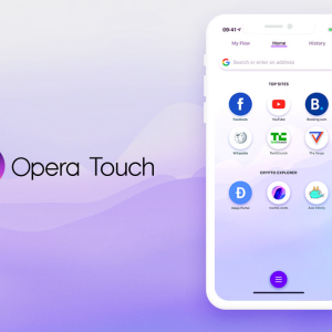 Opera Introduces First Browser for iOS With Web 3 Support and Crypto Wallet