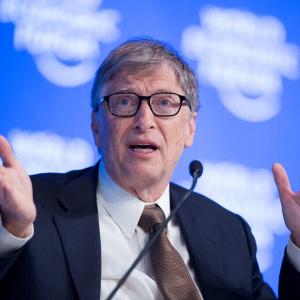 Bill Gates Explains How He Would Fight Coronavirus if He Were U.S. President