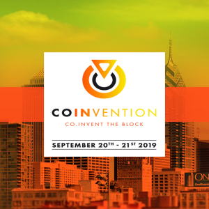 Coinvention 2019 Returns to Philadelphia Featuring Industry Leaders, Competitive Hackathon