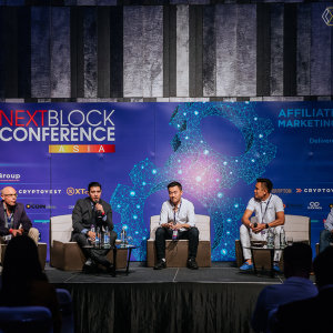 NEXT BLOCK ASIA 2.0 Revisits Bangkok, Ends With GURUS Influencer Awards