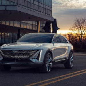 GM Stock Up 1.10% as General Motors Introduced All-Electric Cadillac Lyriq