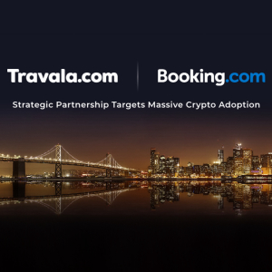 Booking.com Joins Hands with Crypto-Friendly Travel Booking Platform Travala.com
