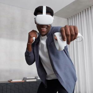Facebook Unveils More Compact, Standalone and Enhanced Oculus Quest 2 Virtual Reality Headset