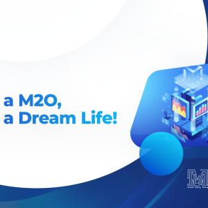 M2O Brings Blockchain Pills to Companies' Headache